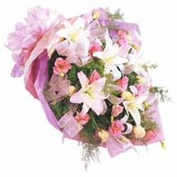 网上花店-春天的偶遇