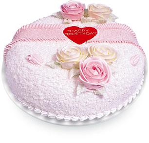蛋糕�r花-冰淇淋蛋糕3