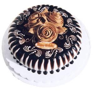 水果蛋糕-巧克力口味