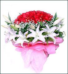 鲜花公司-真的爱你