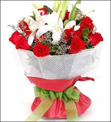 鲜花网站-我只爱你