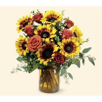 鲜花礼品-收获