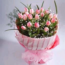 鲜花礼品-真心真意