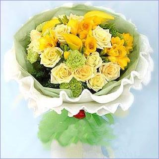 鲜花公司-为爱绽放