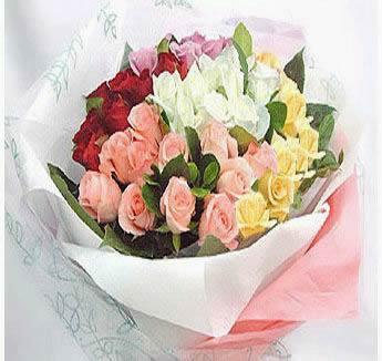 鲜花礼品店-你的心你的梦