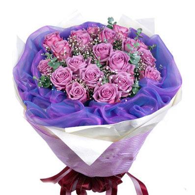 送花-玫瑰情话