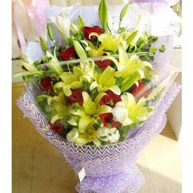 �r花店-衷心的祝福