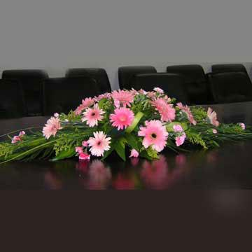 网上订花-会议桌花04
