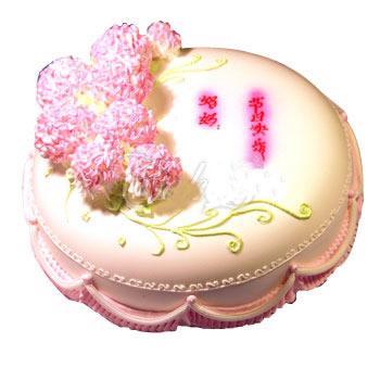 水果蛋糕-我爱您