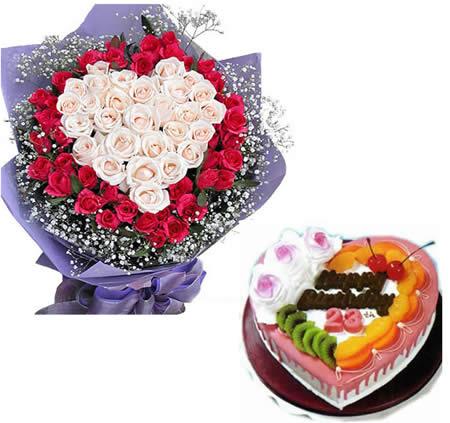 �r花蛋糕-玫瑰密�Z