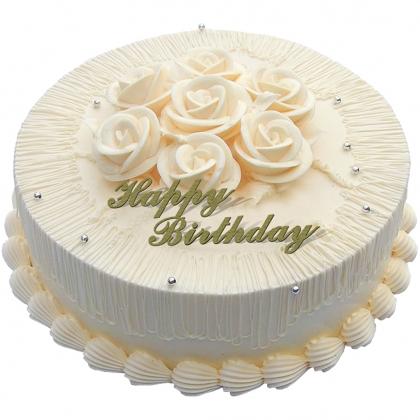 蛋糕鲜花-温馨一刻