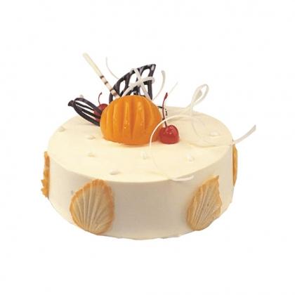 鲜花蛋糕套餐-甜蜜港湾