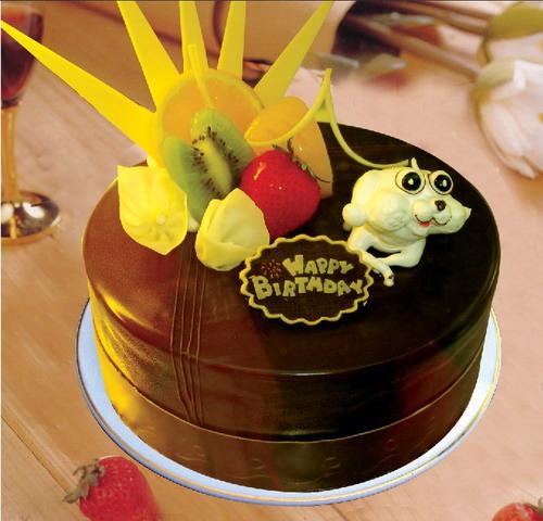 买蛋糕-童趣