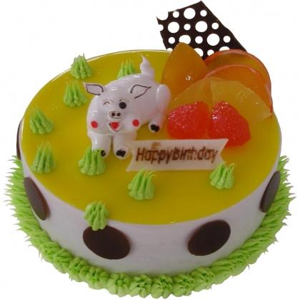 买蛋糕-灿烂猪宝贝