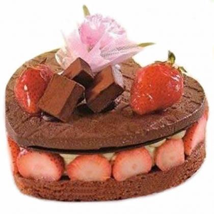 生日鲜花蛋糕-品味