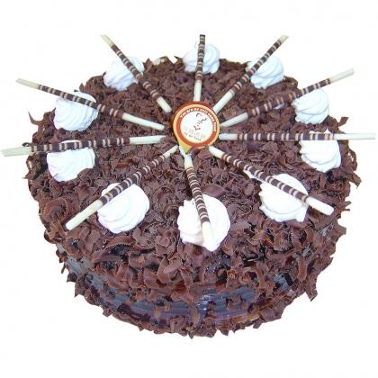 鲜花蛋糕套餐-快乐进行时