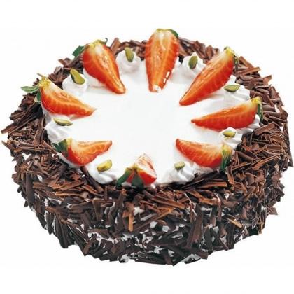 鲜花蛋糕-暖阳