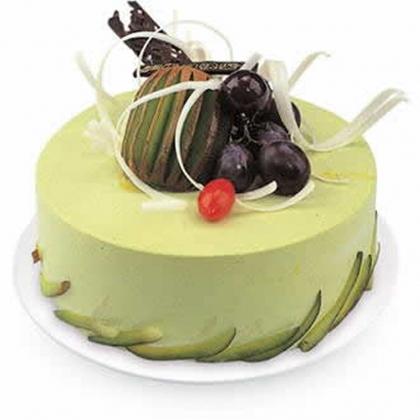 水果蛋糕-旋律