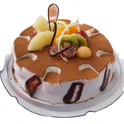蛋糕鲜花-简单的快乐