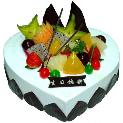 买蛋糕-依恋