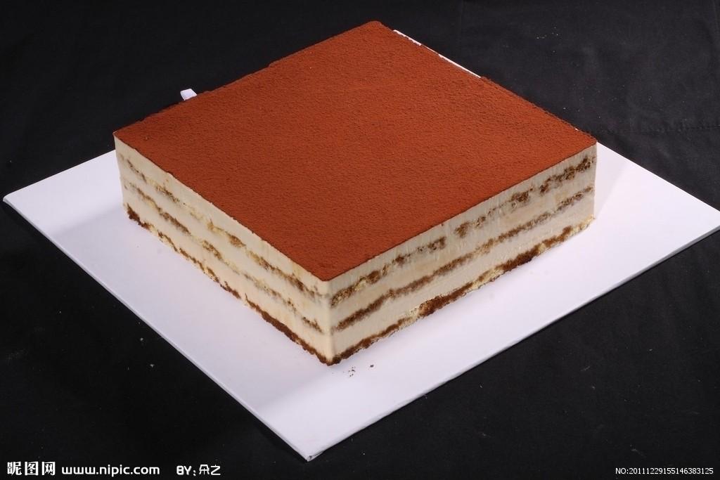 鲜花蛋糕套餐-提拉米苏3