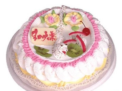 鲜奶蛋糕dangao-小蛇