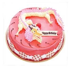 鲜花蛋糕套餐-龙龙