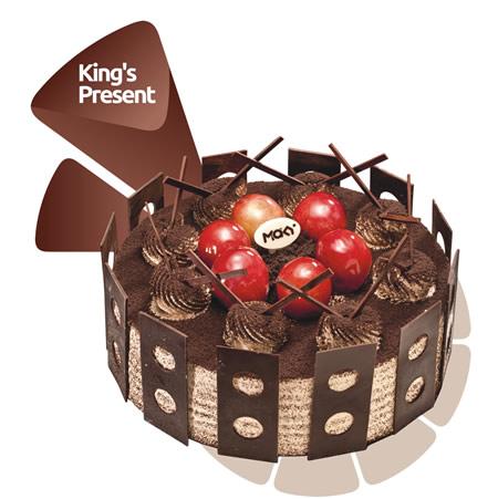 米旗蛋糕��-米旗 ��王的�Y物