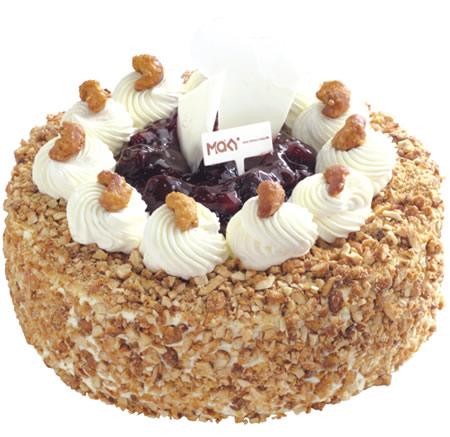 米旗水果蛋糕-米旗 果仁米�Z