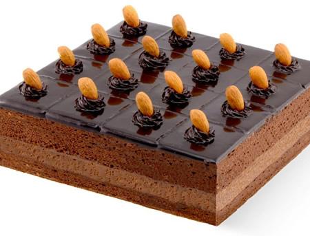 蛋糕鲜花-克莉斯汀 巧杏斯