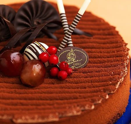 买蛋糕-克莉斯汀 招牌巧克力慕斯