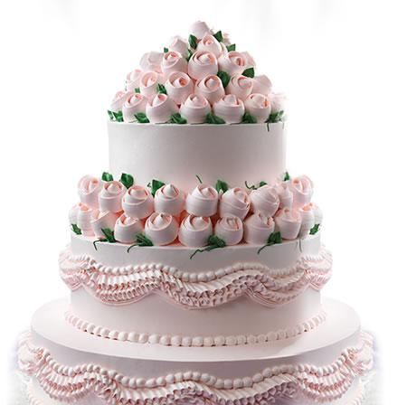 米旗品牌蛋糕-克莉斯汀 一世情缘