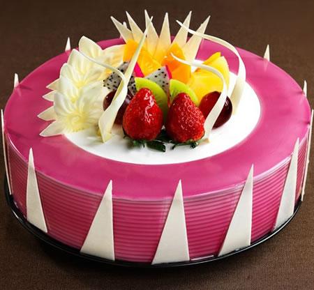 巧克力蛋糕-克莉斯汀 蓝莓星球