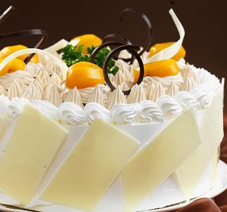 巧克力水果蛋糕-克莉斯汀 美栗心情