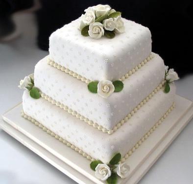 蛋糕订购-艺术蛋糕  玫瑰爱
