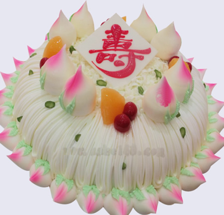 买蛋糕-无糖蛋糕 恭祝无疆
