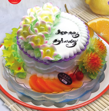 �I蛋糕-�p�铀�果蛋糕