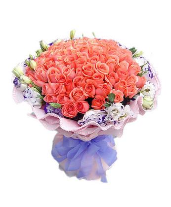 鲜花网站-幸福永远属于你