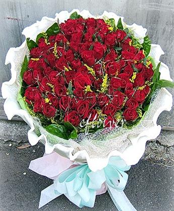 鲜花订购-真的好爱你