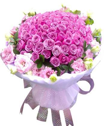 送花-最最爱