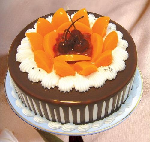 蛋糕鲜花-爱浓情亦浓