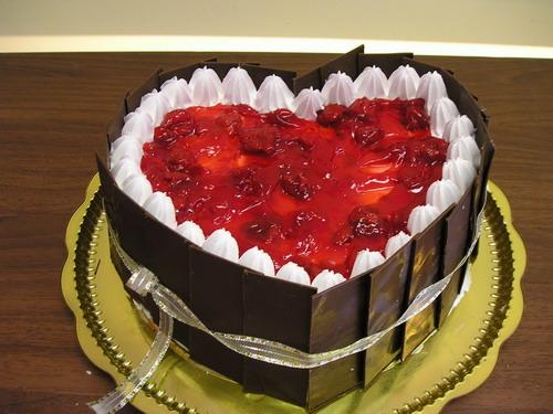 巧克力蛋糕-幸福�M�M