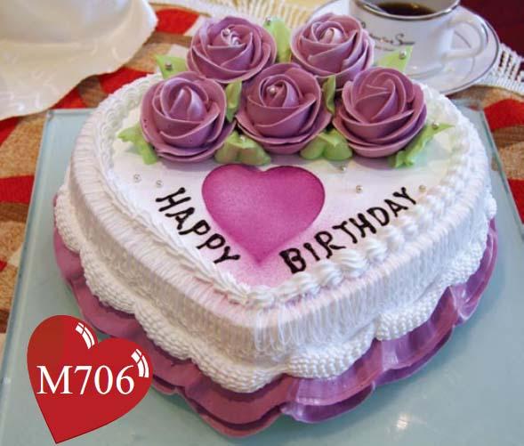 生日蛋糕-深深���