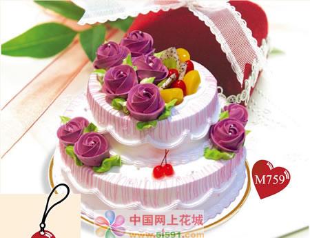 卖蛋糕dangao-美丽心情