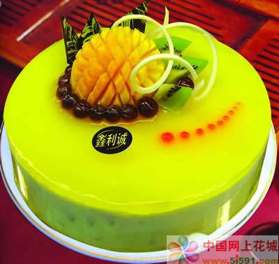 米旗品牌蛋糕-快乐年华
