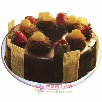 水果蛋糕-幸福���