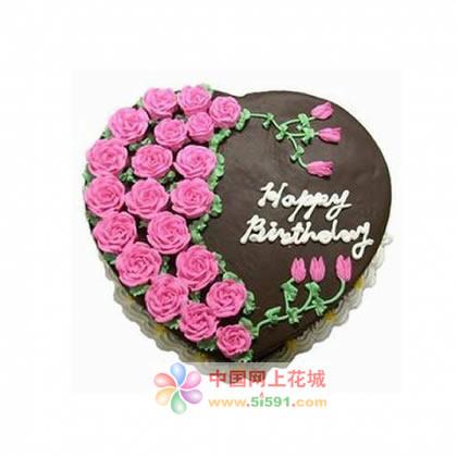 鲜花蛋糕速递网-想你的日子