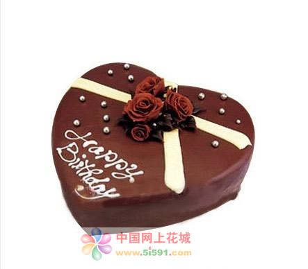 鲜花蛋糕套餐-浓情