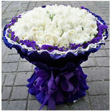 订花服务-纯白恋爱