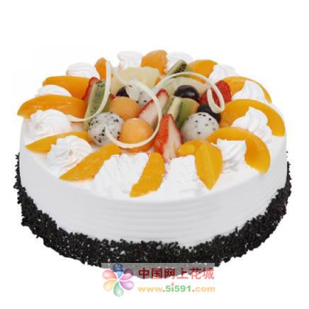 鲜奶蛋糕dangao-恋恋果冻